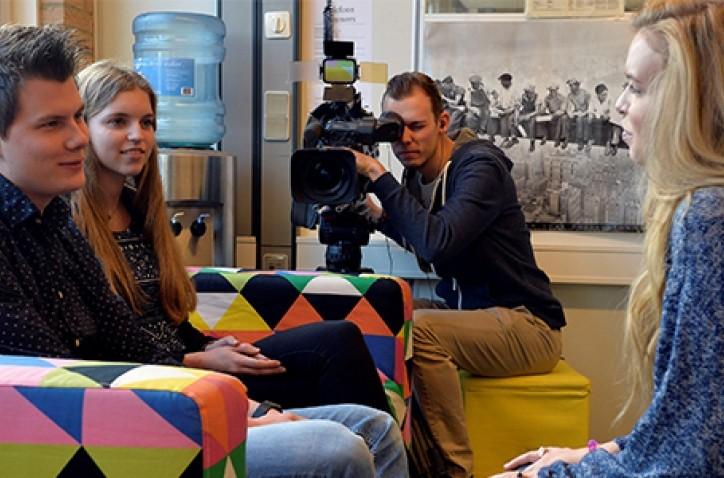 Hondsrug College scoort bij RTL