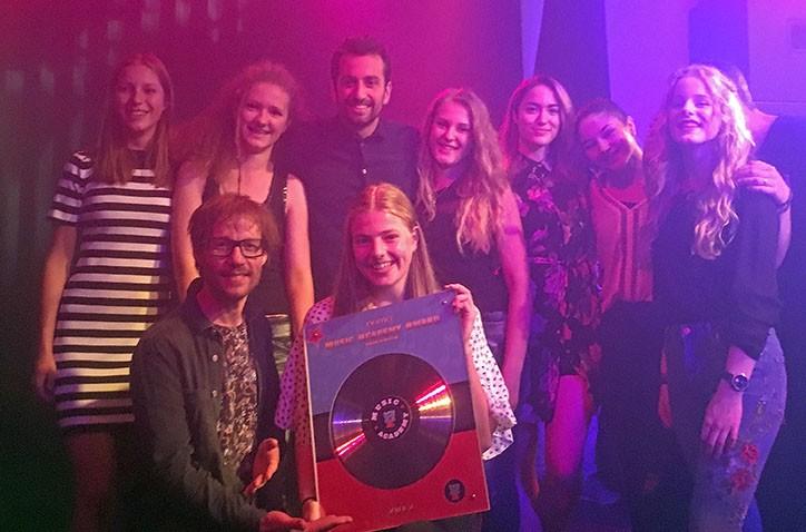 Unmatch3d Tun3s wint landelijke finale Buma Music Academy