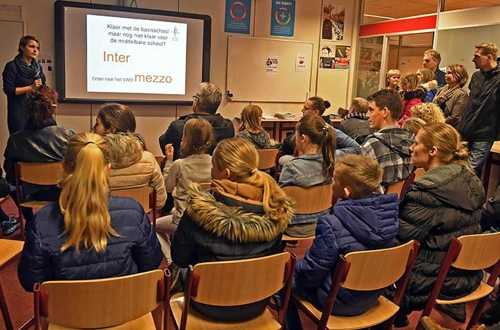 Veel belangstelling nieuw tussenjaar Emmer Hondsrug College