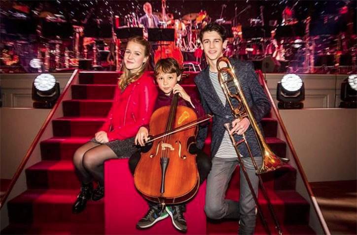 Arjan Linker scoort met liveoptreden in Het Concertgebouw