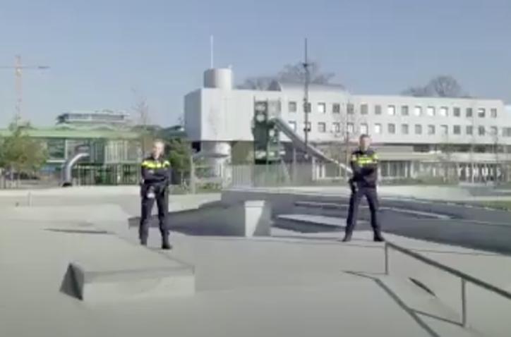 Bericht van de politie